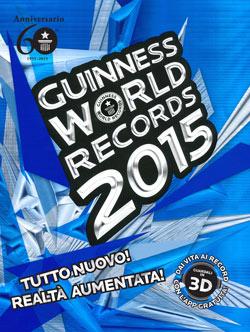 Libro Guinness World Records 2015 AA.VV.