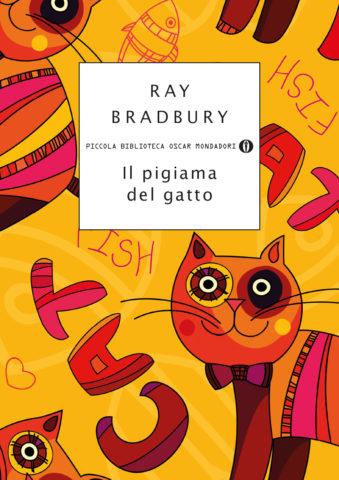 Libro Il pigiama del gatto Ray Bradbury