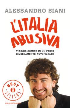 Libro L'Italia abusiva Alessandro Siani