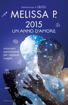 Libro 2015 Un anno d'amore Melissa Panarello