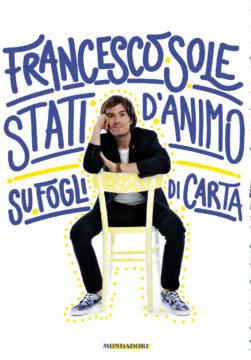 Libro Stati d'animo su fogli di carta Francesco Sole