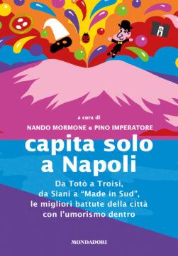 Libro Capita solo a Napoli AA.VV.