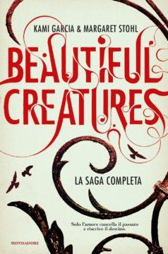 Libro Beautiful Creatures. La saga Kami Garcia, Margaret Stohl