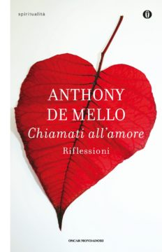 Libro Chiamati all'amore Anthony De Mello