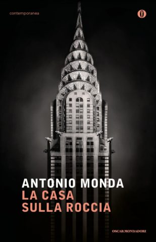 Libro La casa sulla roccia Antonio Monda