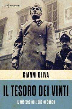 Libro Il tesoro dei vinti Gianni Oliva