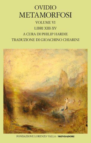 Libro Metamorfosi – vol. VI (libri XIII-XV) Ovidio