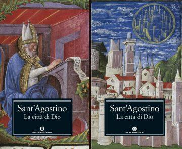 Libro La città di Dio (2 voll. in cofanetto) Sant'Agostino