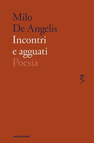 Libro Incontri e agguati Milo De Angelis