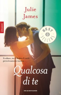 Libro Qualcosa di te Julie James