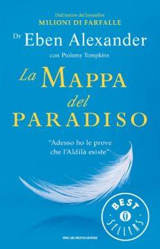 Libro La mappa del Paradiso Eben Alexander, Ptolemy Tompkins