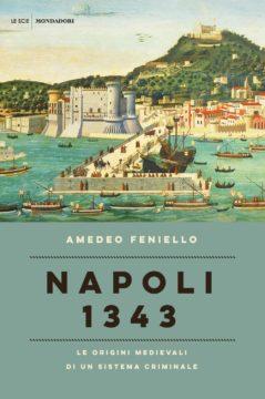 Libro Napoli 1343 Amedeo Feniello