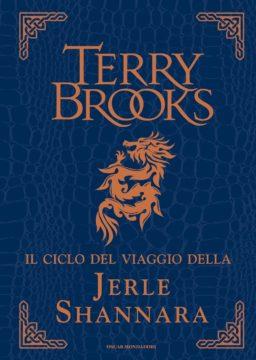 Libro Ciclo del viaggio della Jerle Shannara Terry Brooks