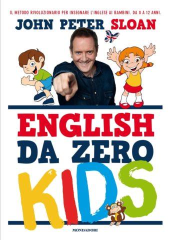 Libro English da zero Kids John Peter Sloan