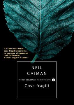 Libro Cose fragili Neil Gaiman