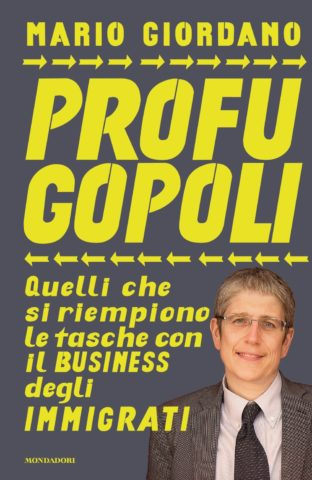 Libro Profugopoli Mario Giordano