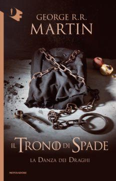 Libro Il trono di Spade – 12. La danza dei draghi George R.R. Martin