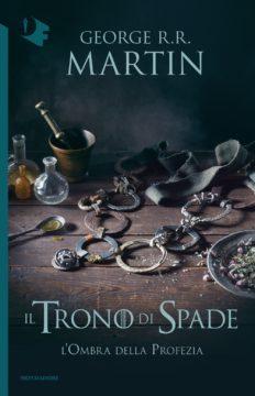 Libro Il Trono di Spade – 9. L'ombra della profezia George R.R. Martin