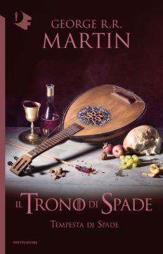 Libro Il Trono di Spade – 5. Tempesta di spade George R.R. Martin