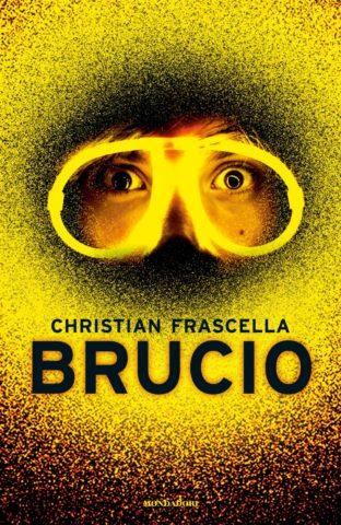 Libro Brucio Christian Frascella