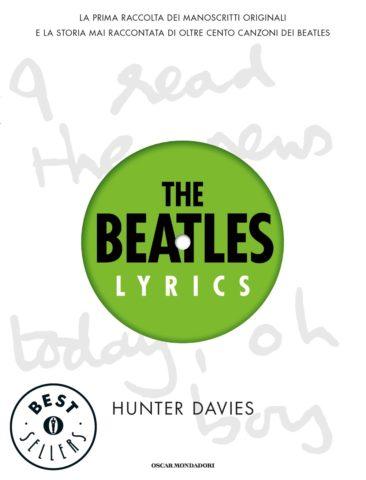 Libro The Beatles Lyrics Hunter Davies