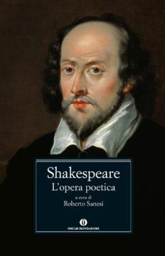 Libro L'opera poetica William Shakespeare
