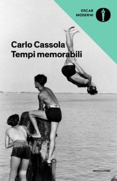 Libro Tempi memorabili Carlo Cassola