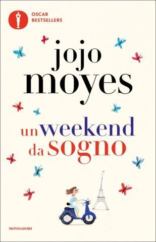 Libro Un weekend da sogno Jojo Moyes