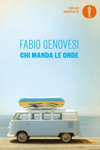 Libro Chi manda le onde Fabio Genovesi