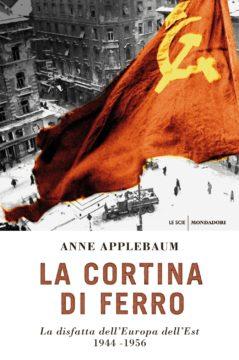 Libro La cortina di ferro Anne Applebaum