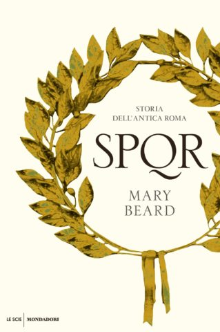 Libro SPQR Mary Beard
