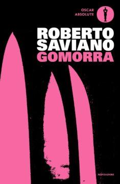 Libro Gomorra Roberto Saviano