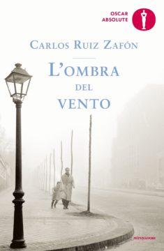 Libro L'ombra del vento Carlos Ruiz Zafón
