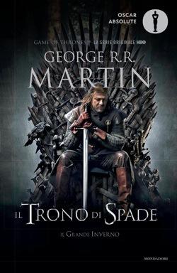 Libro Il Trono di Spade – Il trono di spade e Il grande inverno George R.R. Martin