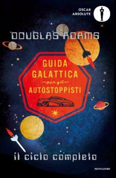 Libro Guida galattica per gli autostoppisti Douglas Adams