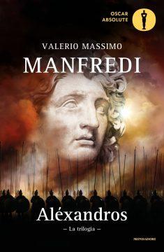 Libro Alexandros Valerio Massimo Manfredi