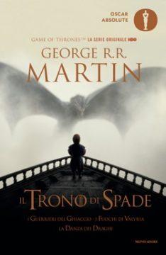 Libro Il trono di spade 5 George R.R. Martin