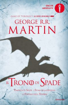 Libro Il Trono di Spade. Tempesta di spade, Fiumi della guerra, Il portale delle tenebre. George R.R. Martin