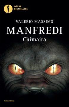 Libro Chimaira Valerio Massimo Manfredi