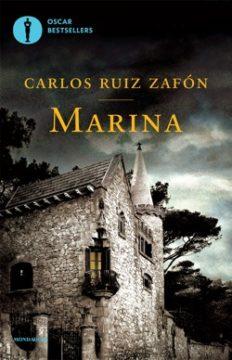Libro Marina Carlos Ruiz Zafón