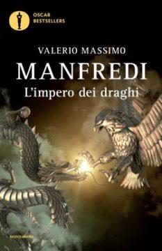 Libro L'impero dei draghi Valerio Massimo Manfredi