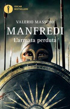 Libro L'armata perduta Valerio Massimo Manfredi
