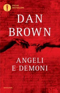 Libro Angeli e demoni Dan Brown
