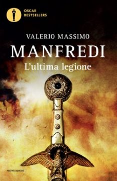 Libro L'ultima legione Valerio Massimo Manfredi