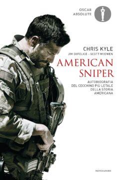Libro American sniper Chris Kyle, Jim De Felice, Scott McEwen