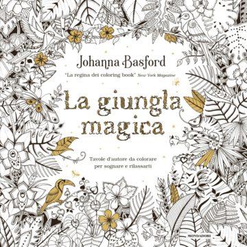 Libro La giungla magica Johanna Basford