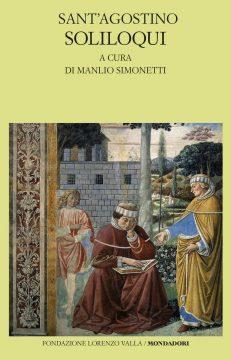 Libro Soliloqui Sant'Agostino