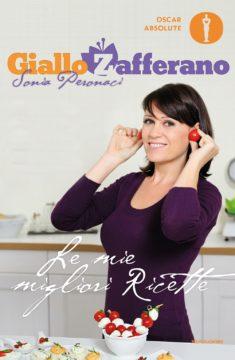 Libro Giallo zafferano. Le mie migliori ricette Sonia Peronaci