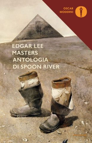 Libro Antologia di Spoon River Edgar Lee Masters