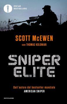 Libro SNIPER ELITE Scott McEwen, Thomas Koloniar
